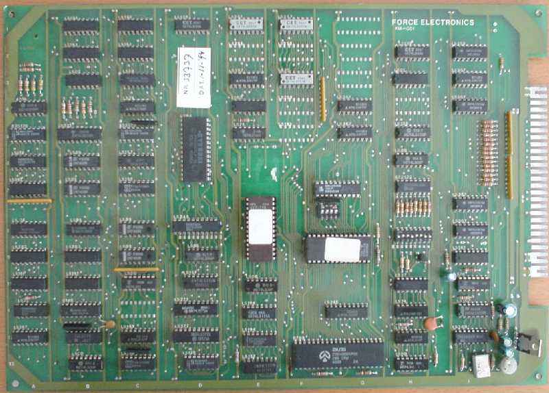 Pac-man Repair & Troubleshooting Information - At Rotheblog.com on